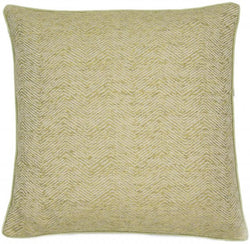 Malini Ripple Green Cushion