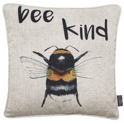 Juniper Bee kind Bee Cushion