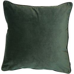 Malini Luxe Pine Green Cushion