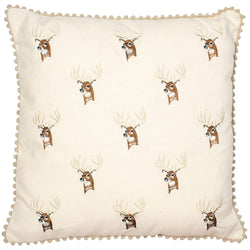Malini Cervo Stag Cushion