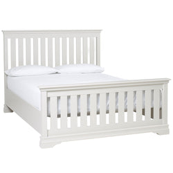 Chamonix Imperial King Size Bed High Foot End