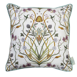 The Chateau Potagerie Cushion Cream The Home Company Skipton
