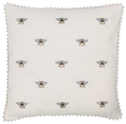 Malini Beeze Bumble Bee Cushion
