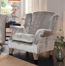 Dales Loire Wing Armchair