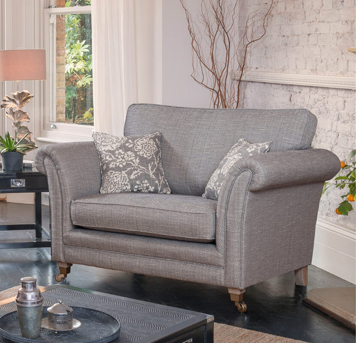 Dales Loire Love Seat Snuggler Chair