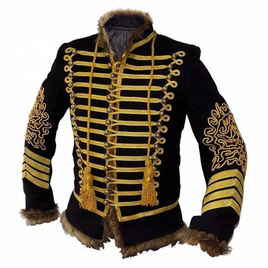 Hussars Pelisse Jacket British Crimean War Uniforms