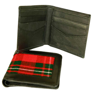 Scottish Leather Wallet