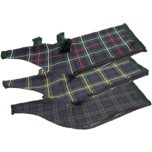 Highland Tartan Bagpipe Covers