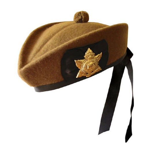 Canadian Khaki Glengarry Hat