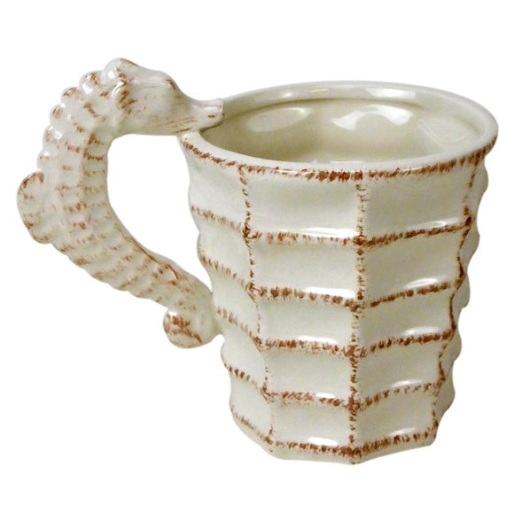 Dolomite Seahorse Cup
