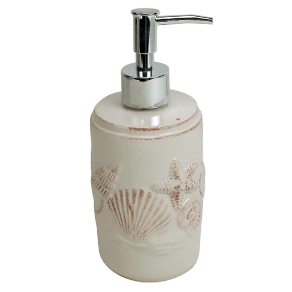 Dolomite Sea Fish Lotion/ Soap Dispenser