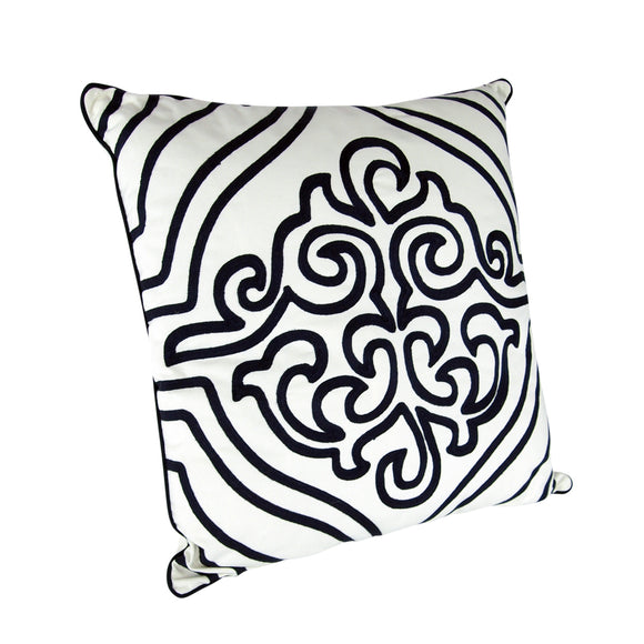 Square Cotton Cushion - Style A
