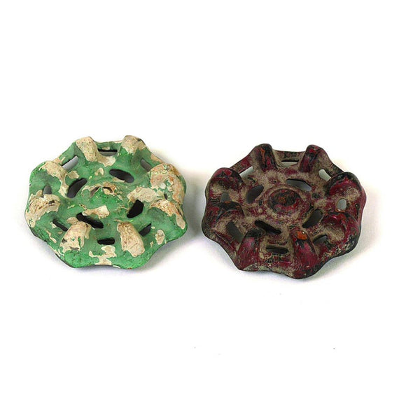 Resin Faucet Magnets - Set of 2
