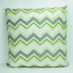 Square Cotton & Linen Cushion - Style A