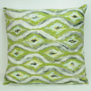 Square Cotton & Linen Cushion - Style B