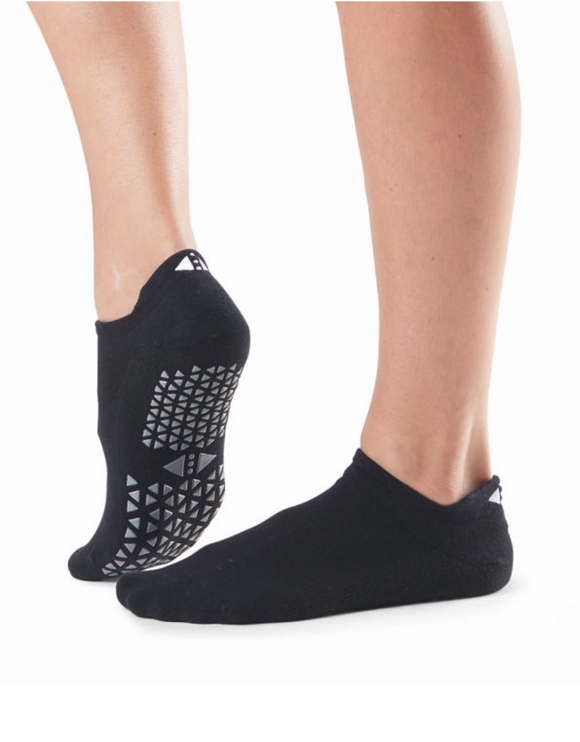 Tavi Noir Grip Socks Savvy Core Solids