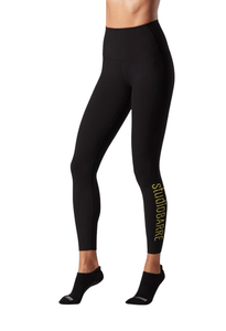 Tavi Noir High Waisted 7/8 Leggings - Studio Barre Branded