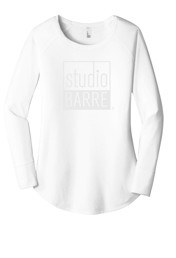 Studio Barre Logo Tunic