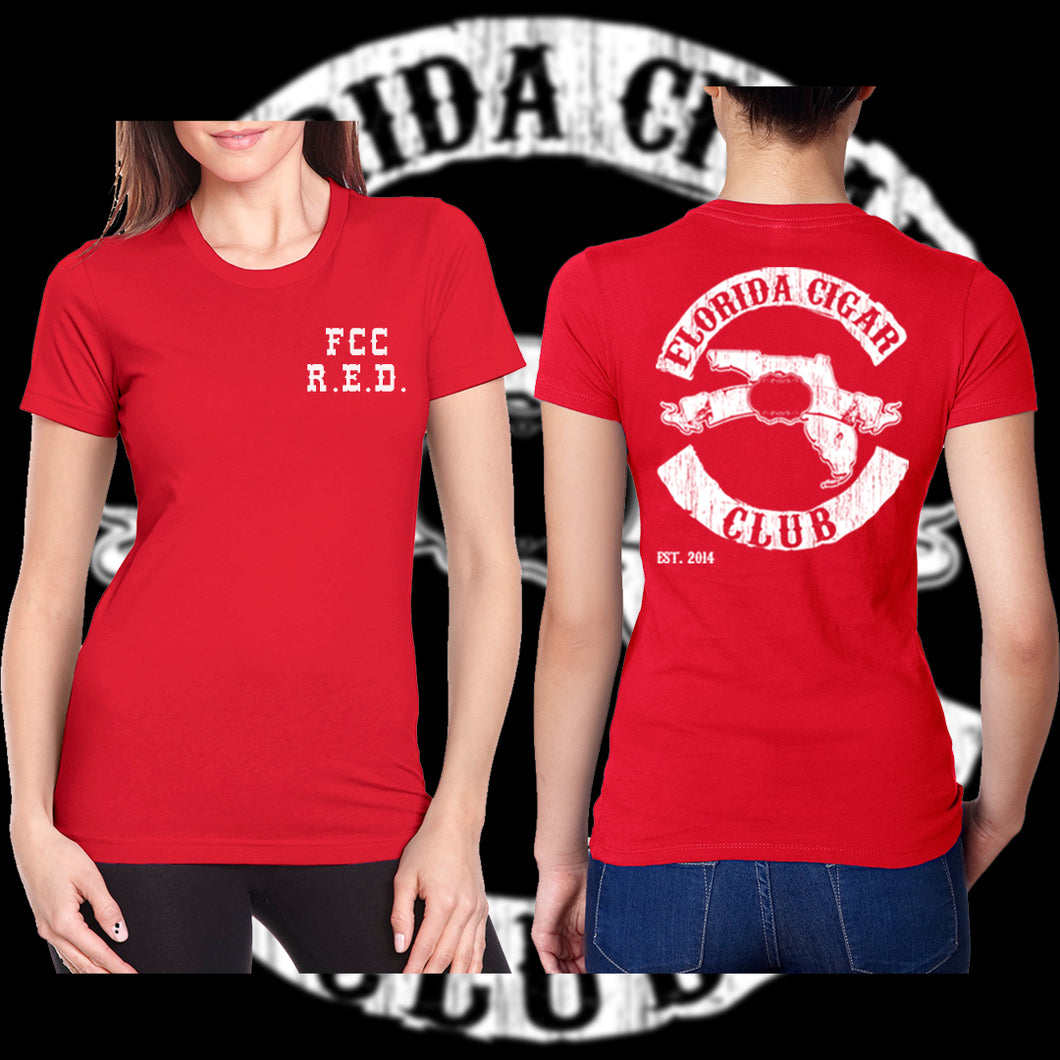 FCC R.E.D. - Women's Shirt