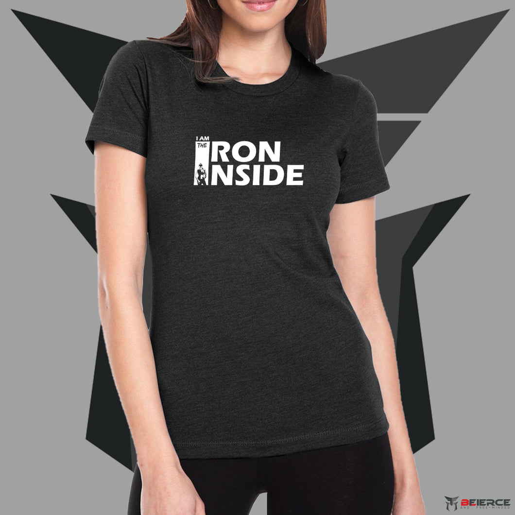 Iron Inside - Women's T-Shirt