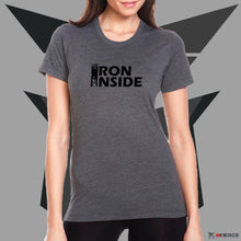 Load image into Gallery viewer, Iron Inside - Women's T-Shirt