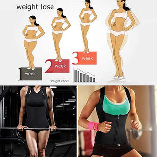 Women black Solid Waist Trainer Body Shaper Under bust corset Fitness