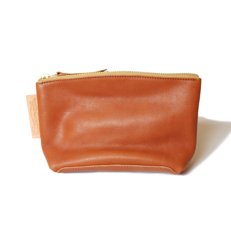 leather pouch L