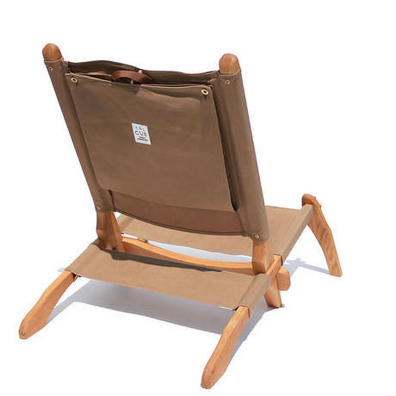folding low chair