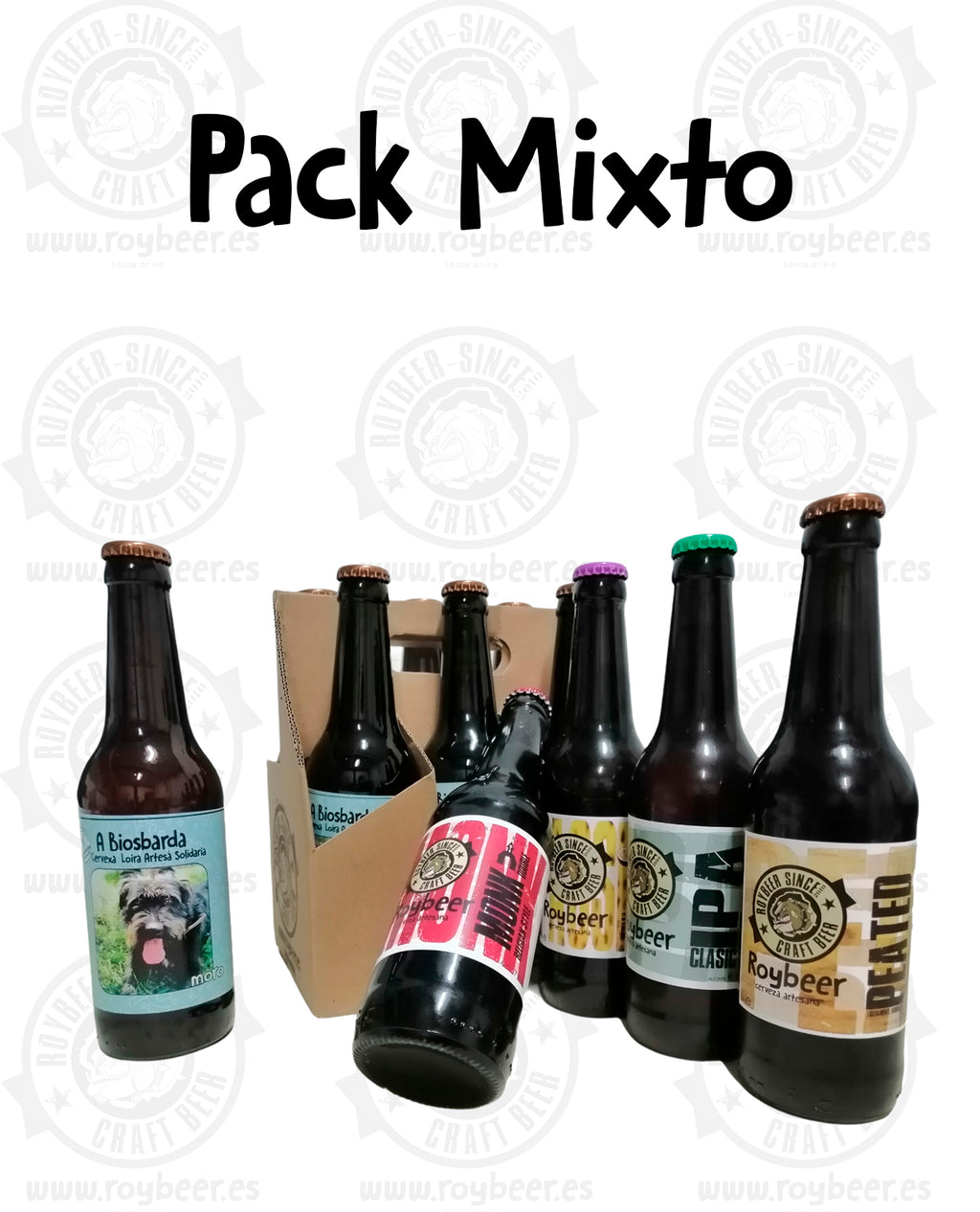Pack Mixto
