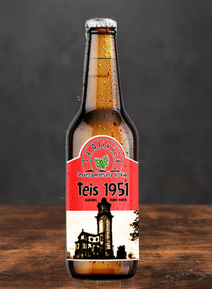 "La Olívica ""TEIS 1951"" Lager"