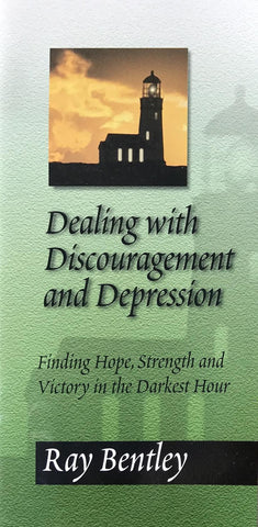 Dealing With Discouragement And Depression