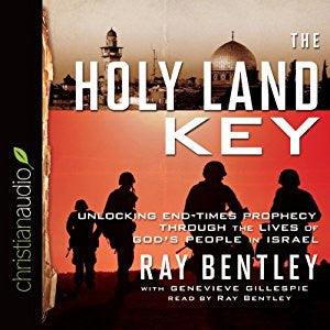 The Holy Land Key: Audible – Unabridged