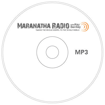 Audio Message Single MP3