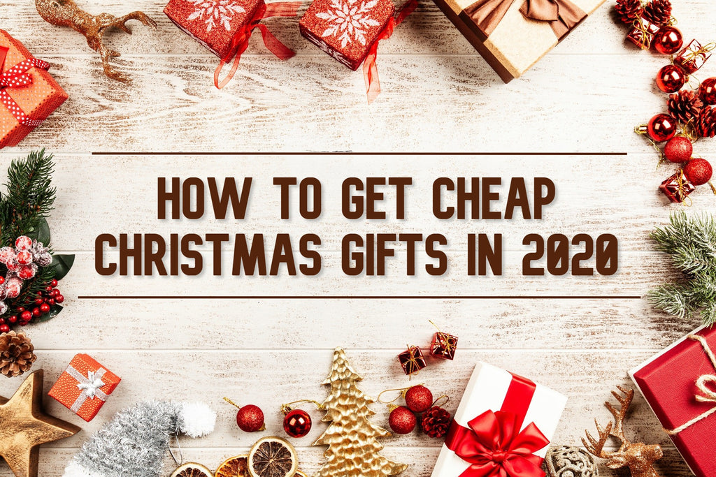 How to Get Cheap Christmas Gifts - Christmas Shopping Online with Maqio
