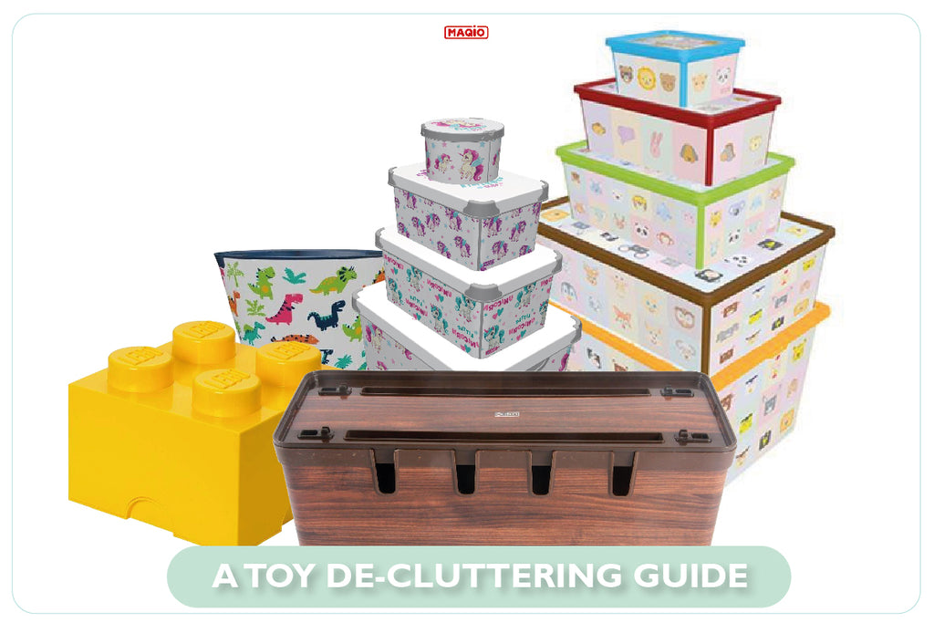 A Toy Decluttering Guide