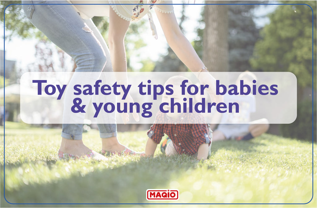 Best 11 Toy Safety Tips for Babies That You Cannot Ignore