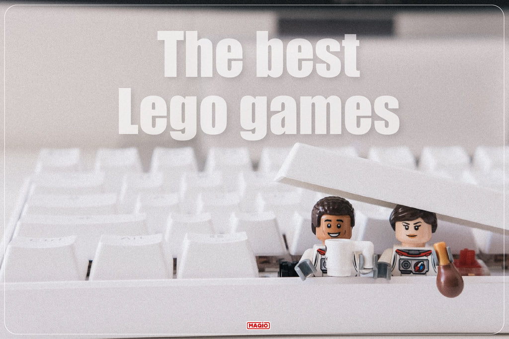 The best Lego games of 2021