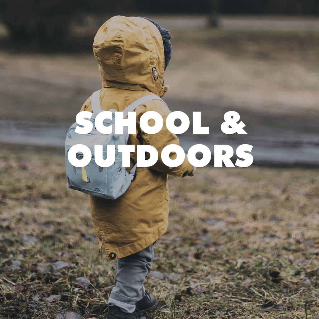 School & Outdoors