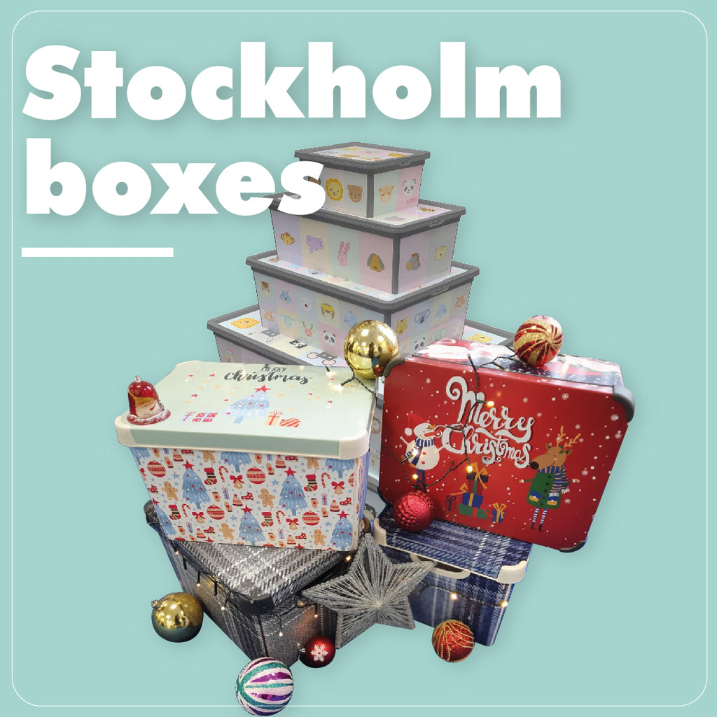 Stockholm Boxes