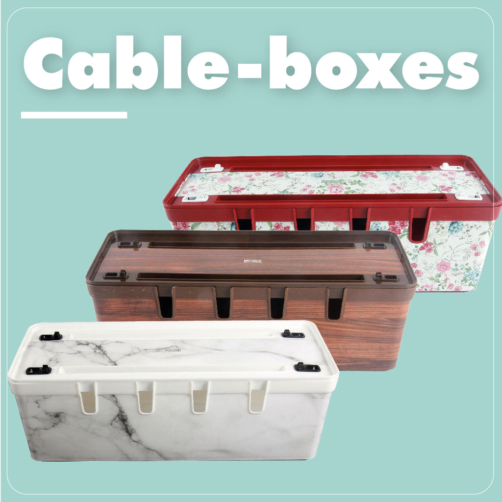 Cable-Tidy Boxes
