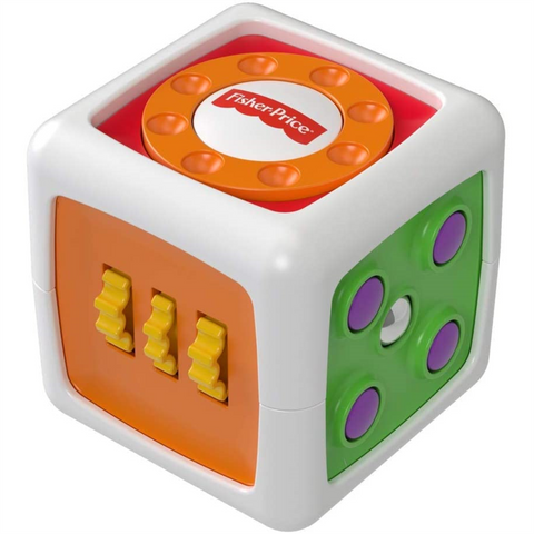 Fisher-Price FWP34 My First Fidget Cube