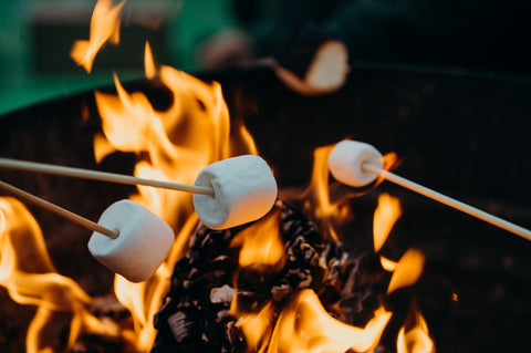 Campfire Scary Stories for Halloween