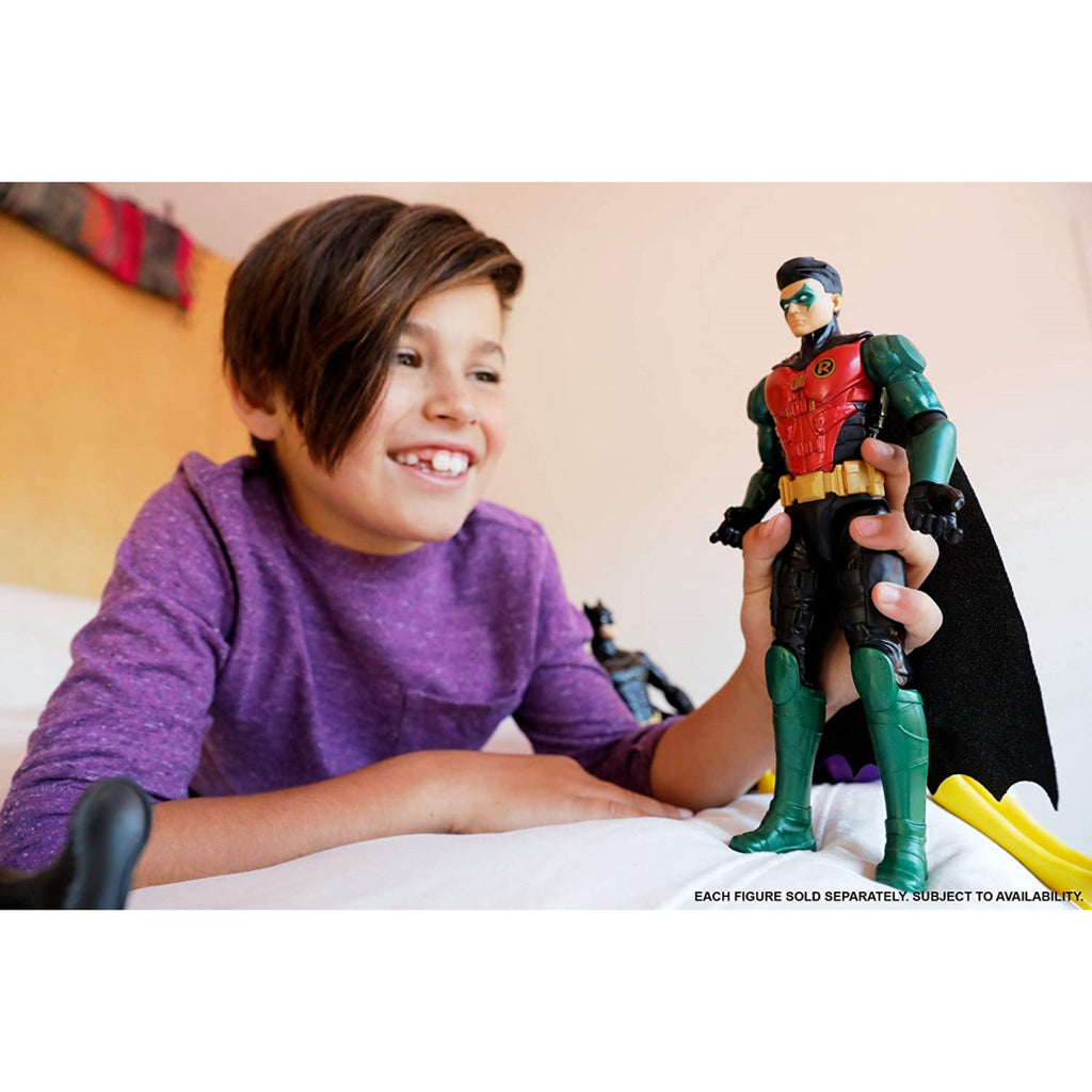 "Robin 12"" True Moves Action Figure - Maqio"