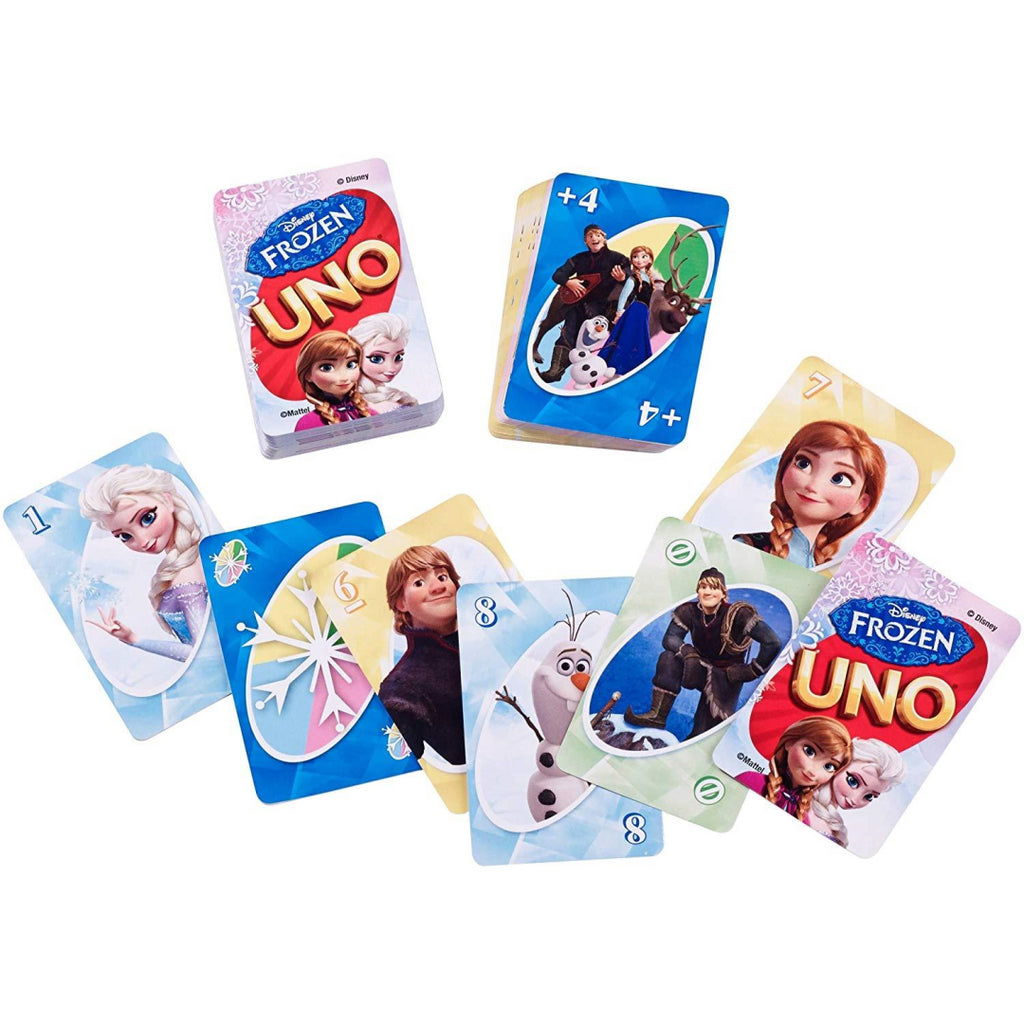 Disney Frozen UNO Card Game - Maqio