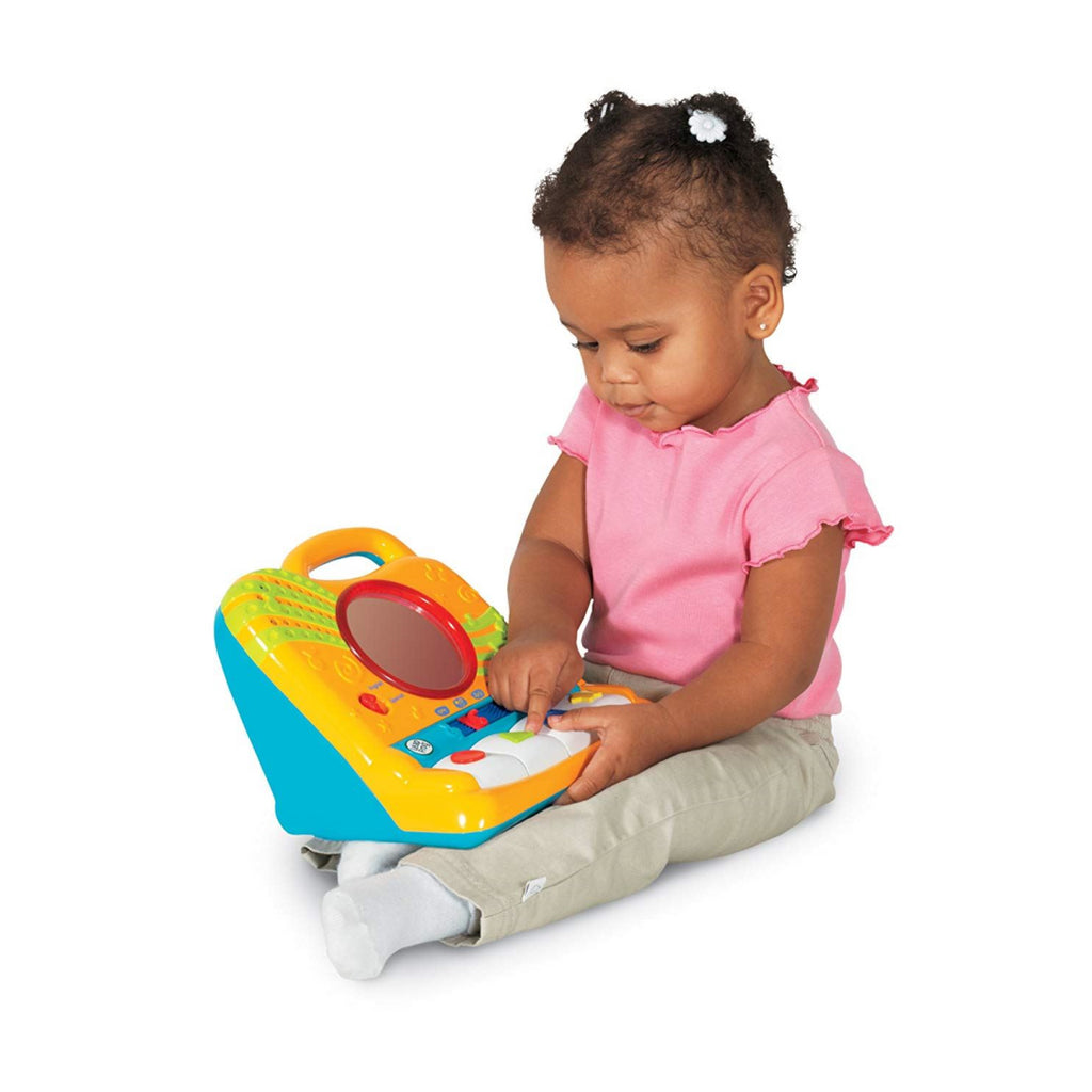 LeapFrog Learn & Groove Shapes & Melodies Piano - Maqio