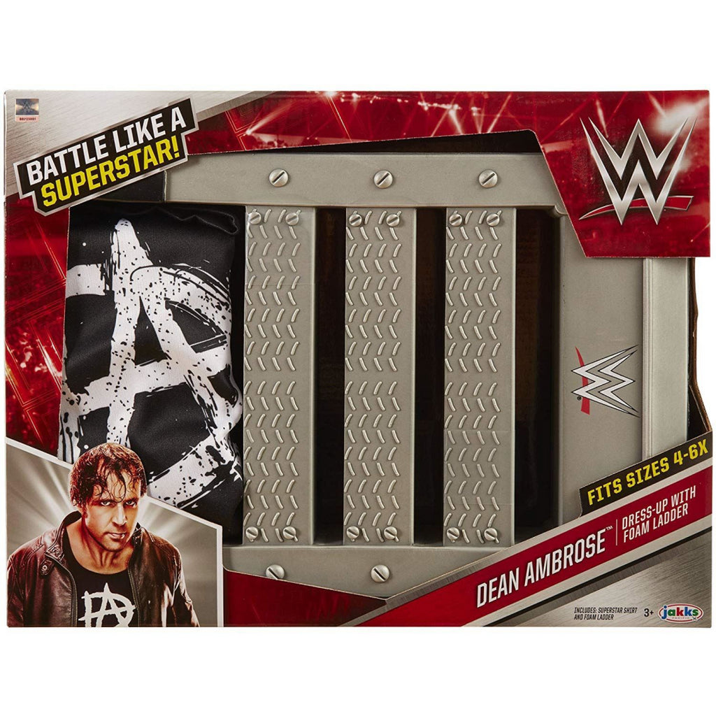 WWE Power Props Ladder/Dean Costume - Maqio