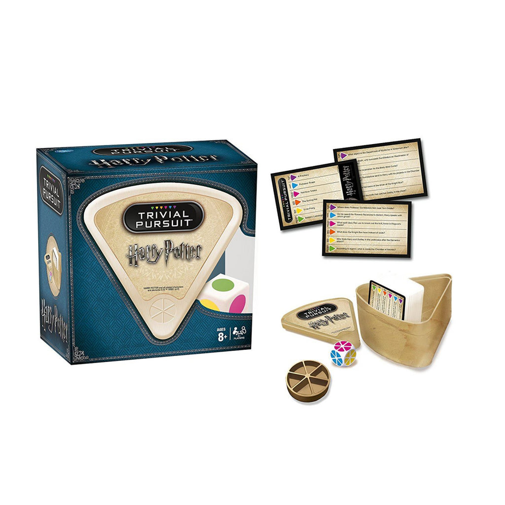 Trivial Pursuit  Game - Harry Potter (29612) - Maqio