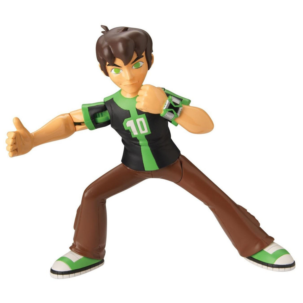 Ben 10 Feature Ben Tennyson Action Figure 36085 - Maqio