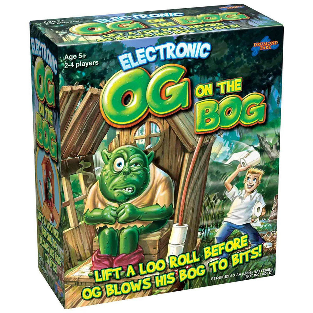 Og on the Bog Electronic Game - Maqio