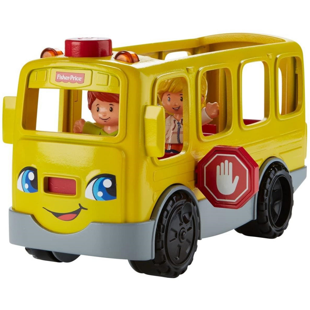 Fisher-Price Little People Sit with Me School Bus DJB52 - Maqio